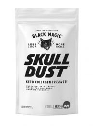 Black Magic Skull Dust - Keto Collagen Creamer (BBE 04/2021)