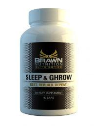 Sleep & GHrow - 90 Caps