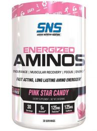 SNS Energized Aminos (30 Servings)