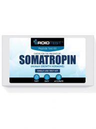 RoidTest Somatropin (Single-Use Growth Hormone Test Kit) BBE 03/2020