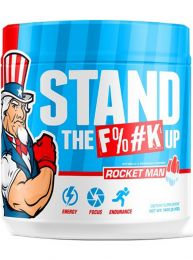 Liberty Labz Stand The F%#K Up  - Pre Workout