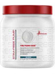 Metabolic Nutrition Stim-Free Pump Pre Workout 300g