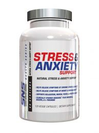 SNS Stress & Anxiety Support (120 Veggie Capsules)
