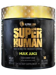 Alpha Lion Superhuman Pre (Sample Pack)