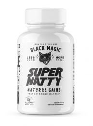 Black Magic Super Natty (120 Capsules)