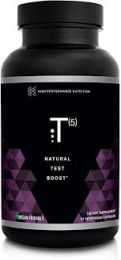 High Performance Nutrition T(5) - Natural Test Boost
