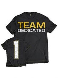 "Dedicated Nutrition ""Team Dedicated"" Tee"