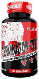 Killer Labz Terminator-TEST (90 Capsules)