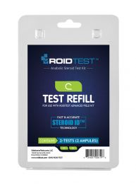 RoidTest Substance Test Refill C