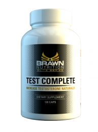 Brawn Test Complete (120 Capsules)