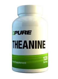 Pure L-Theanine (120 x 500mg)