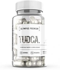 Olympus Labs Tudca - 250mg x 60 Vegetable Caps
