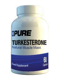 Pure Turkesterone (60 x 250mg Capsules)