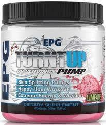 EPG Turnt Up Pump (30 Servings)