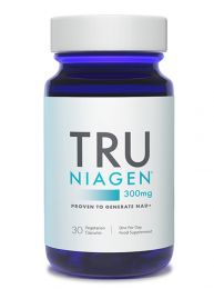 Tru Niagen® by ChromaDex (30 x 300mg Vegetarian Capsules)