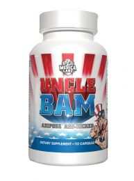 'Merica Labz - Uncle BAM (56 Servings) BBE 10/2020