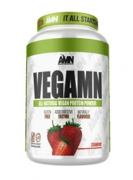 AMN VEGAMN - All Natural Vegan Protein Powder