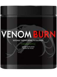Brawn Venom Burn 60 Servings - Powdered Thermogenic