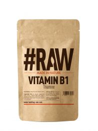 #RAW Vitamin B1 (Thiamine) 25g